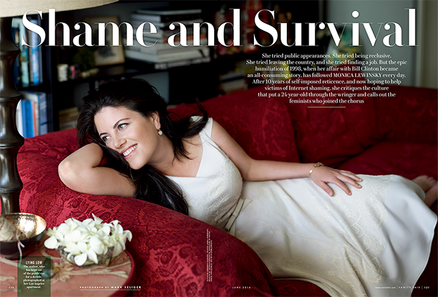 The Vanity Fair Cover